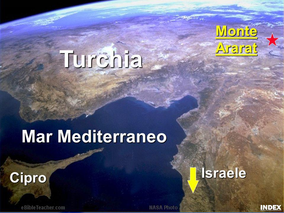 Mar Mediterraneo Cipro Turchia Monte Ararat Israele Noah's Ark 2 INDEX
