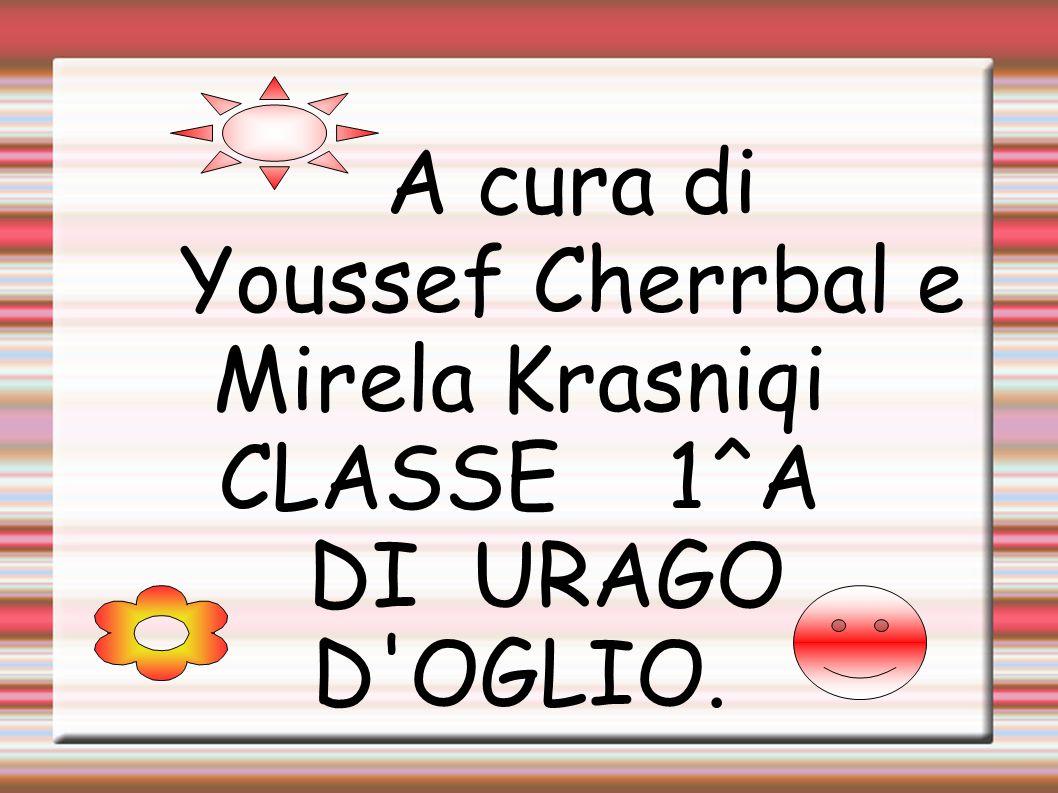 Youssef Cherrbal e Mirela Krasniqi