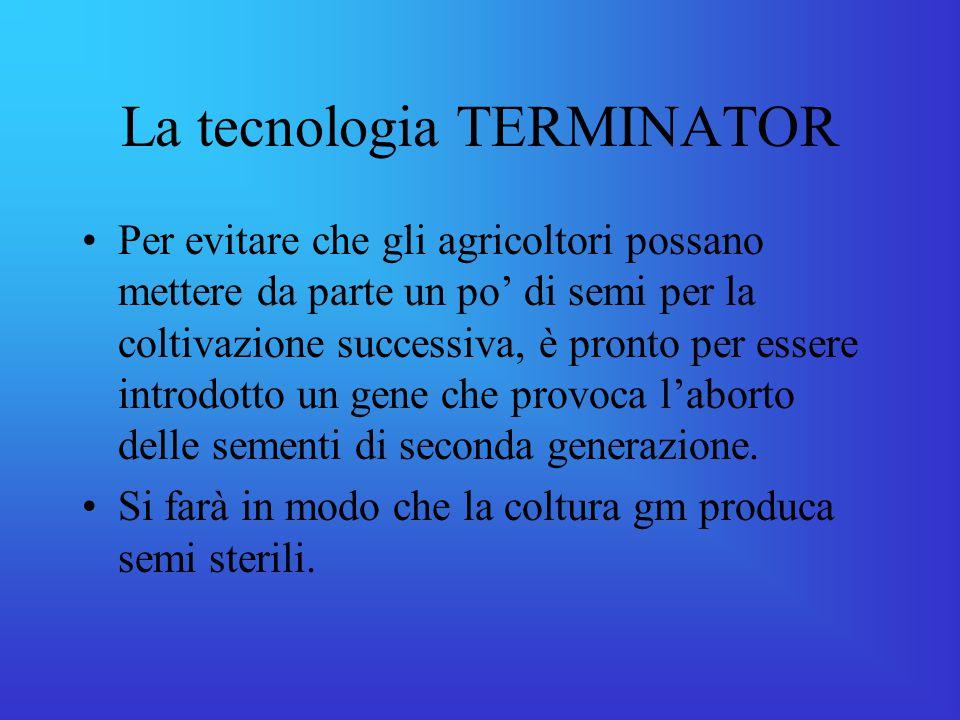 La tecnologia TERMINATOR