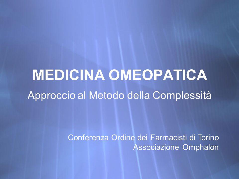 Approccio al Metodo della Complessità