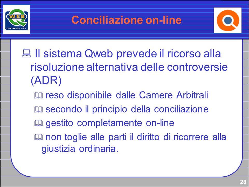 Conciliazione on-line