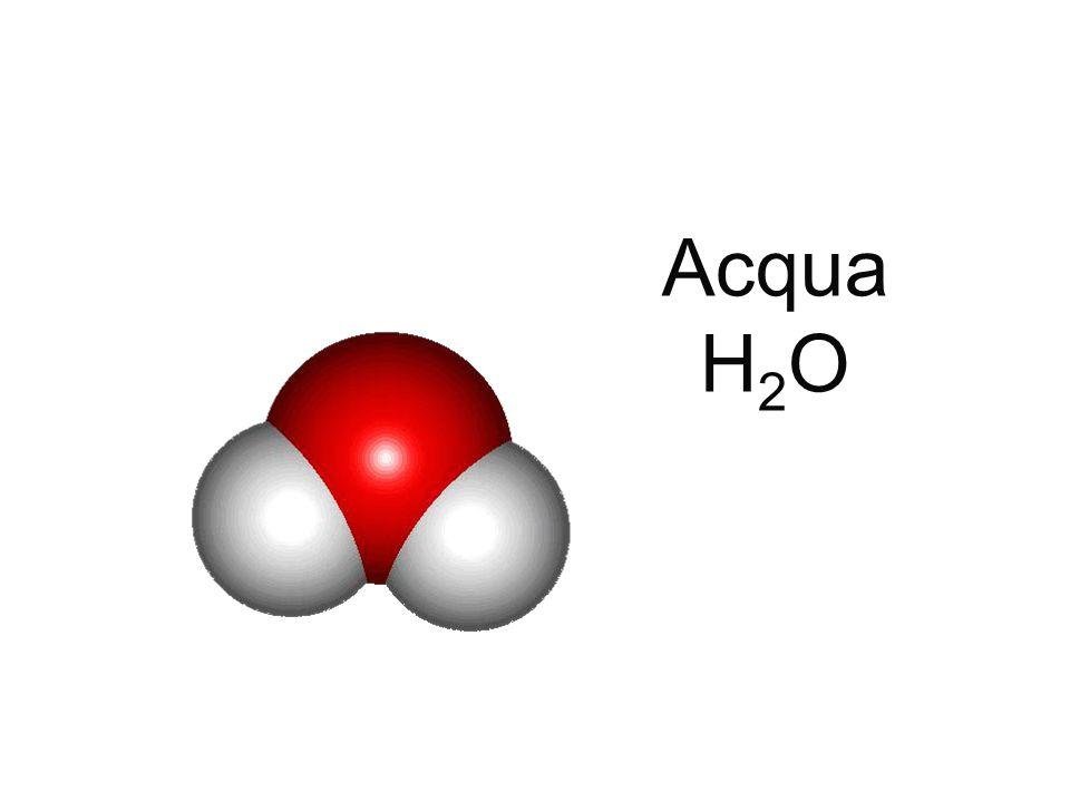 Acqua H2O