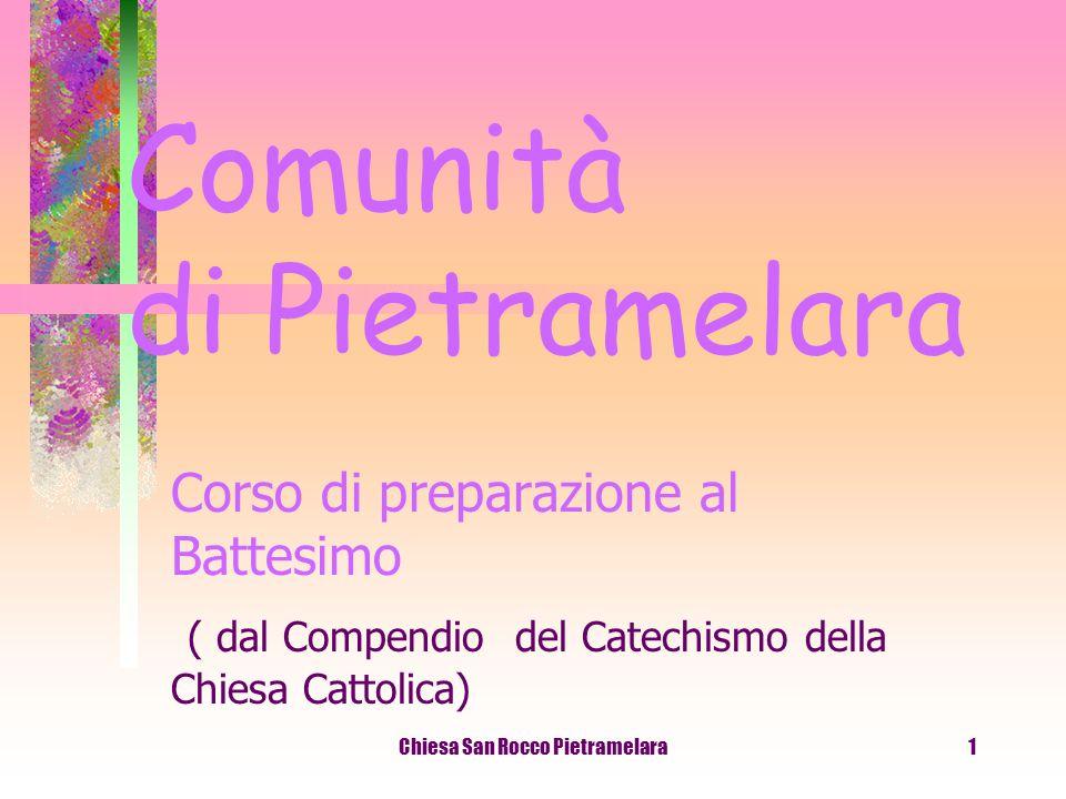Comunità di Pietramelara