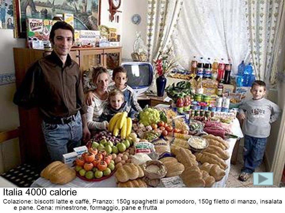 Italia 4000 calorie