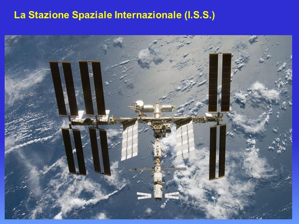 La Stazione Spaziale Internazionale (I.S.S.)