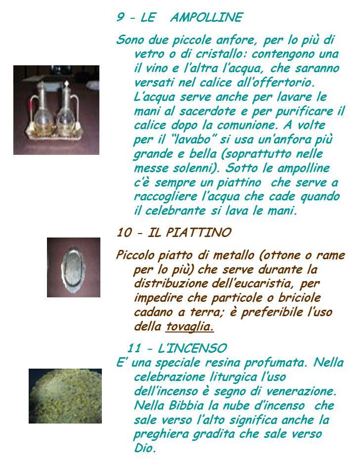 9 - LE AMPOLLINE