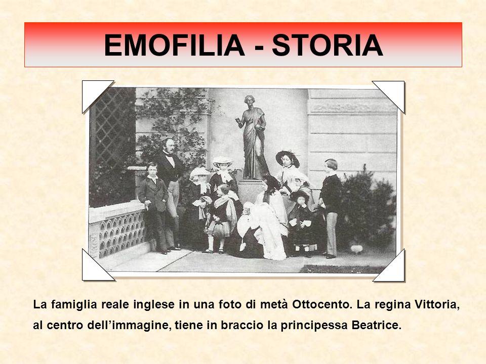 EMOFILIA - STORIA