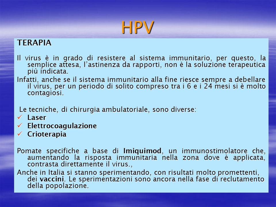 HPV TERAPIA.