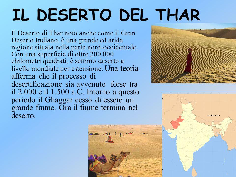 IL DESERTO DEL THAR