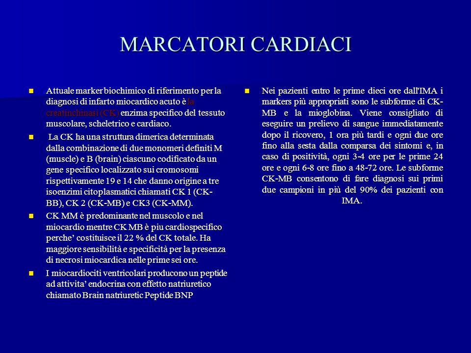 MARCATORI CARDIACI