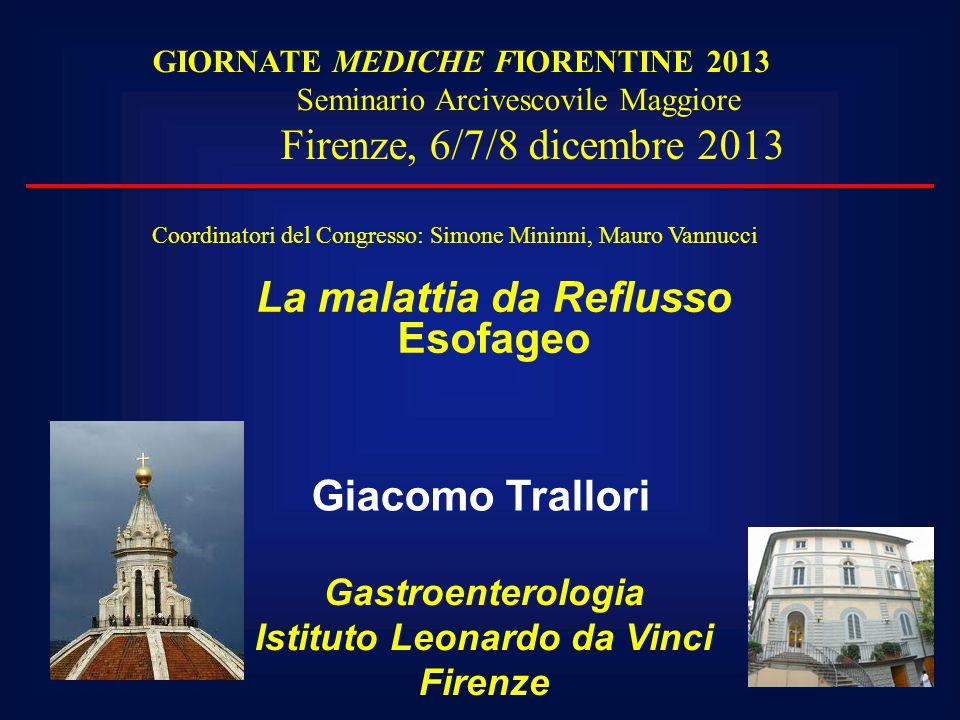La malattia da Reflusso Istituto Leonardo da Vinci