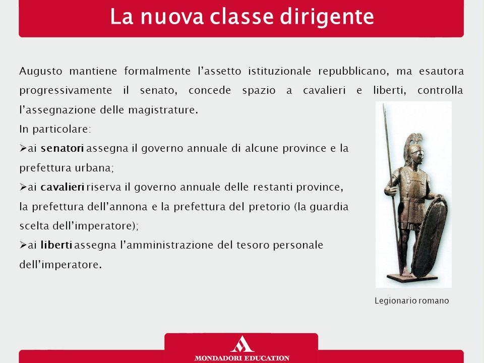 La nuova classe dirigente