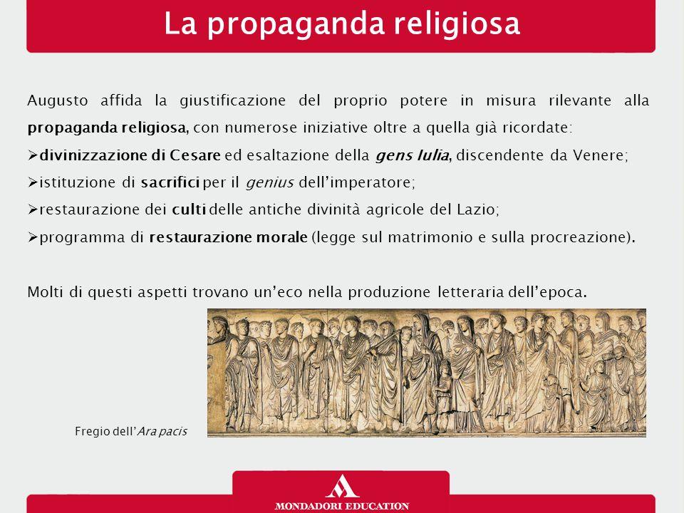 La propaganda religiosa