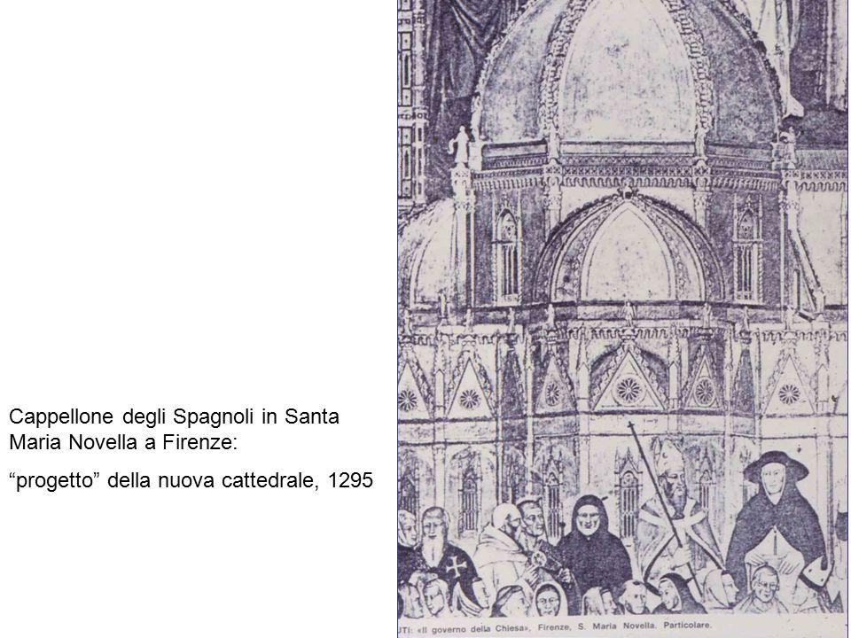 Cappellone degli Spagnoli in Santa Maria Novella a Firenze: