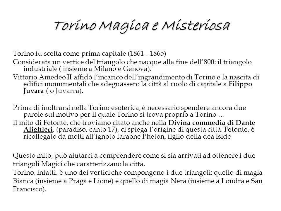 Torino Magica e Misteriosa
