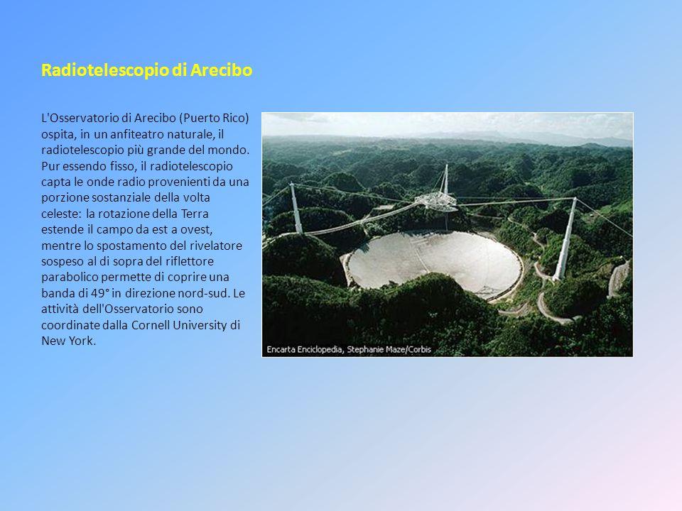 Radiotelescopio di Arecibo