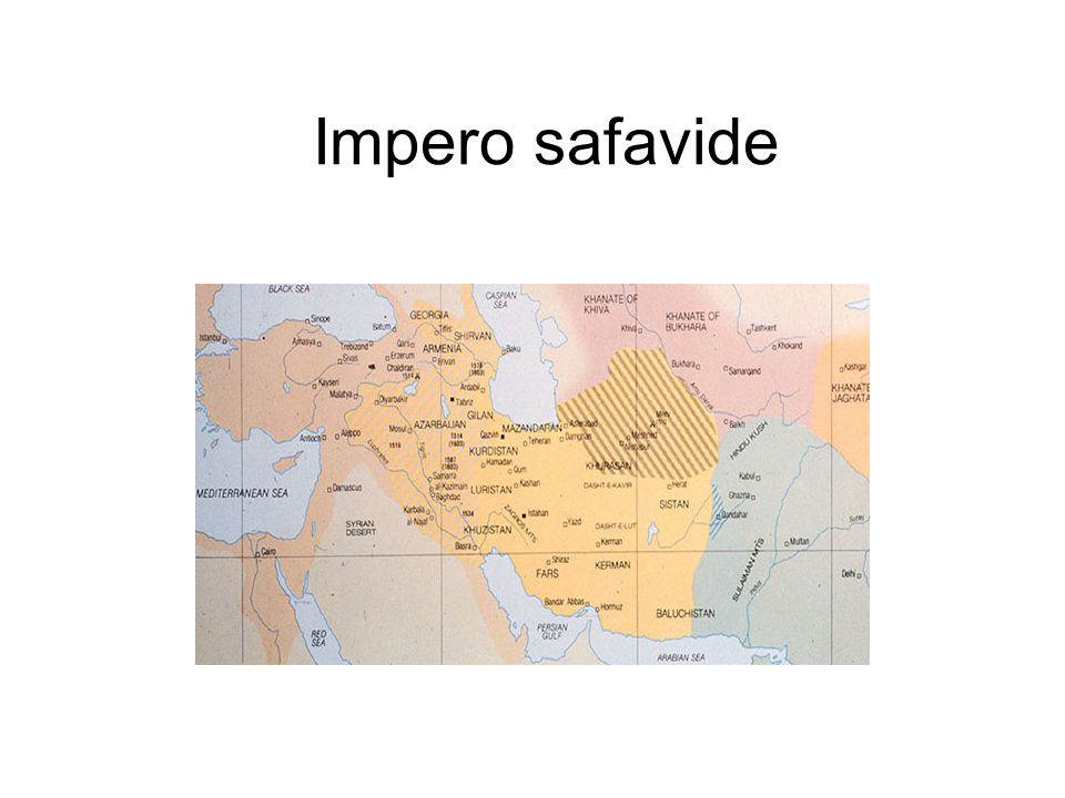 Impero safavide