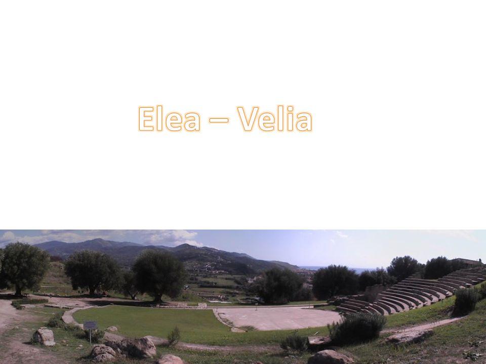Elea – Velia