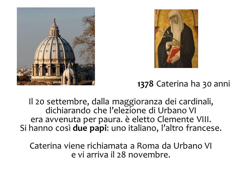 Il 20 settembre, dalla maggioranza dei cardinali,