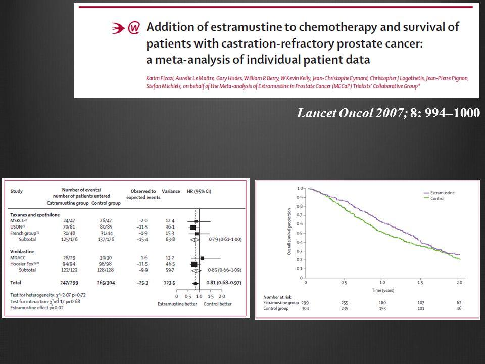 Lancet Oncol 2007; 8: 994–1000