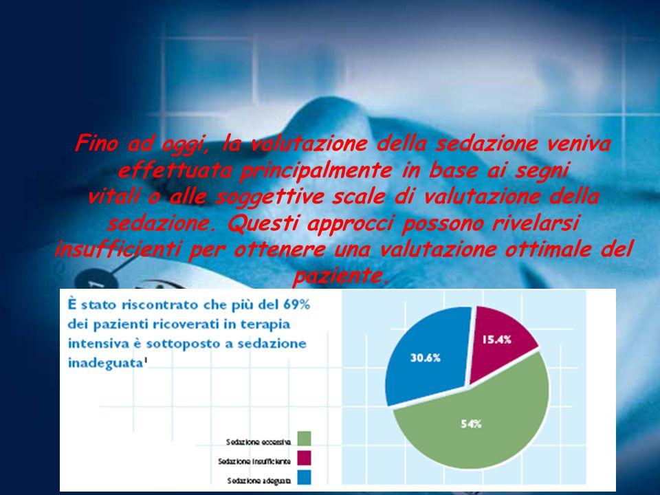 insufficienti per ottenere una valutazione ottimale del paziente.