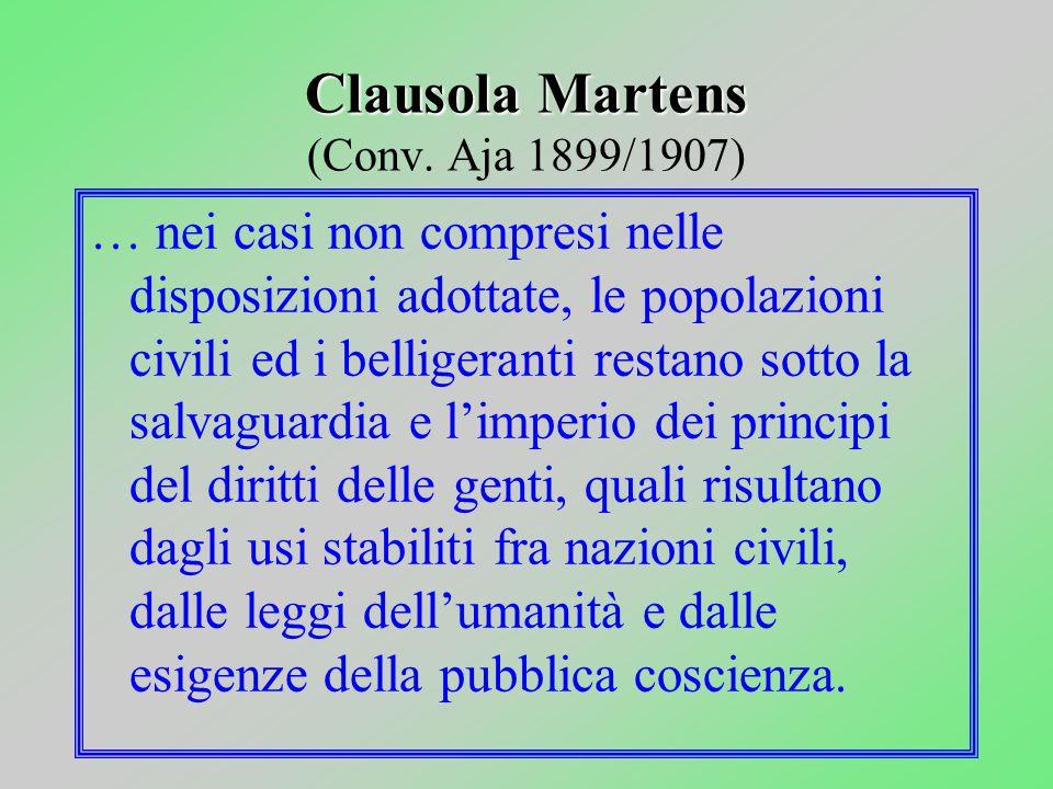Clausola Martens (Conv. Aja 1899/1907)
