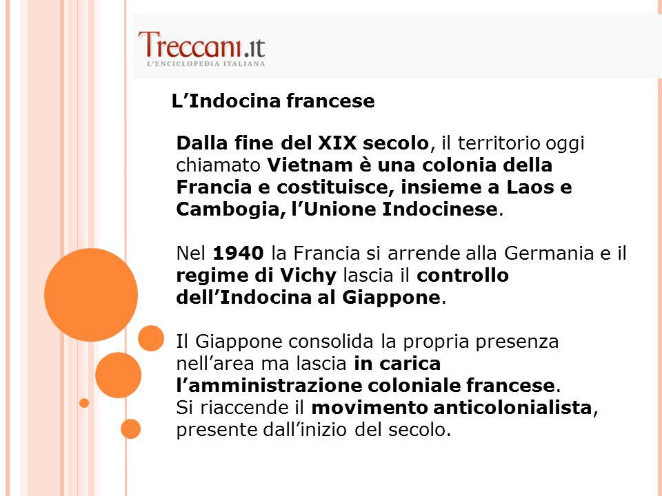 L'Indocina francese