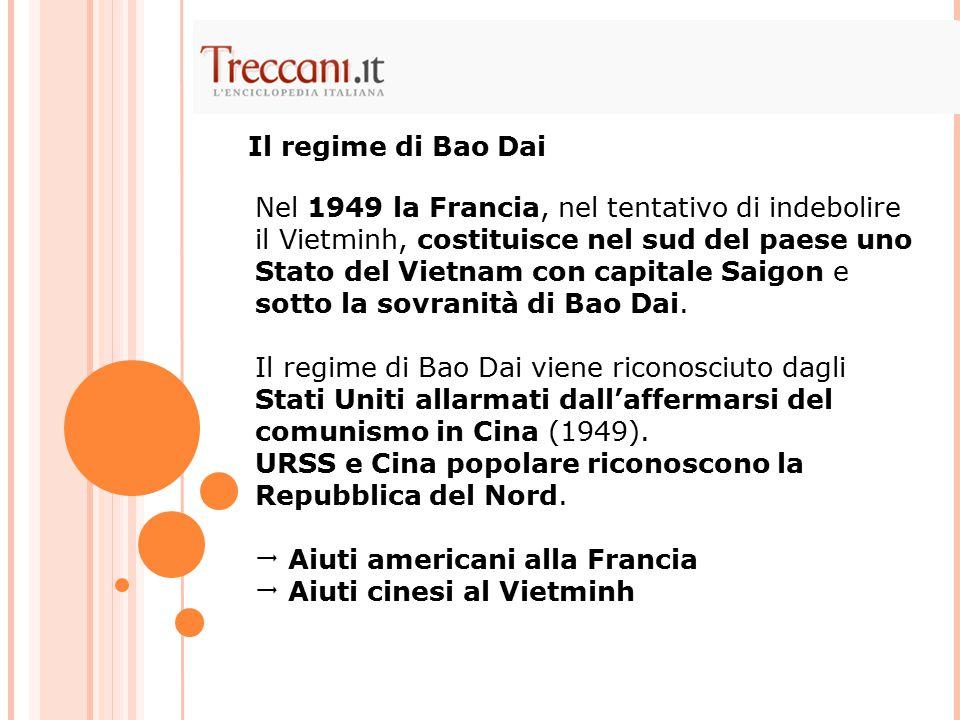 Il regime di Bao Dai