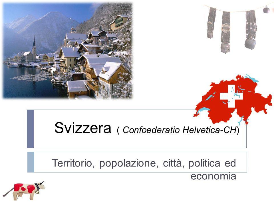 Svizzera ( Confoederatio Helvetica-CH)