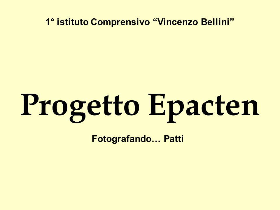 1° istituto Comprensivo Vincenzo Bellini