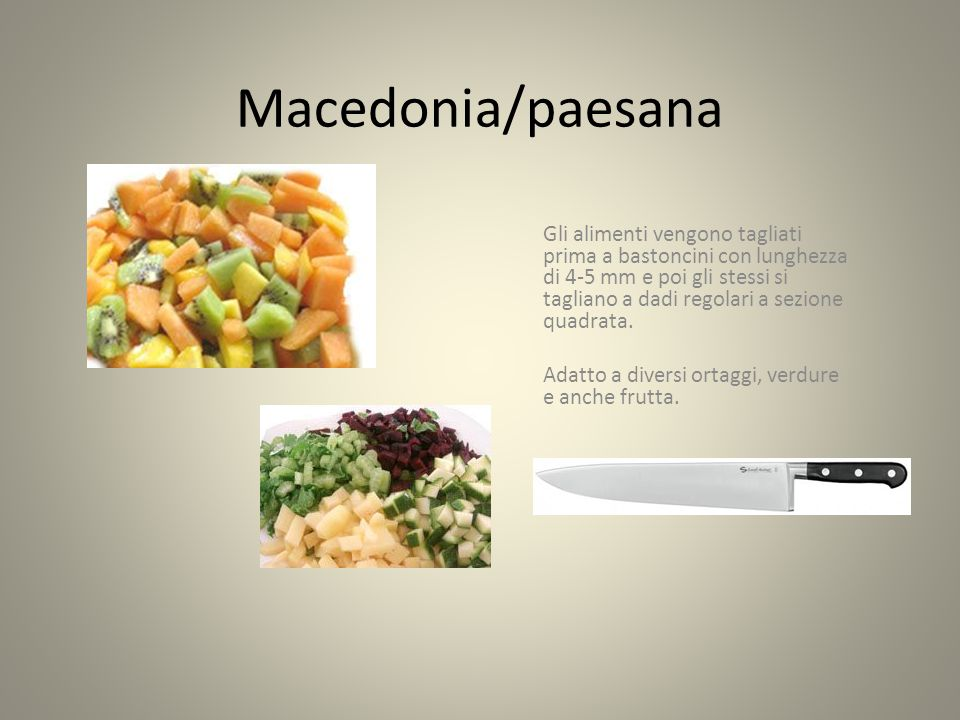 Macedonia/paesana