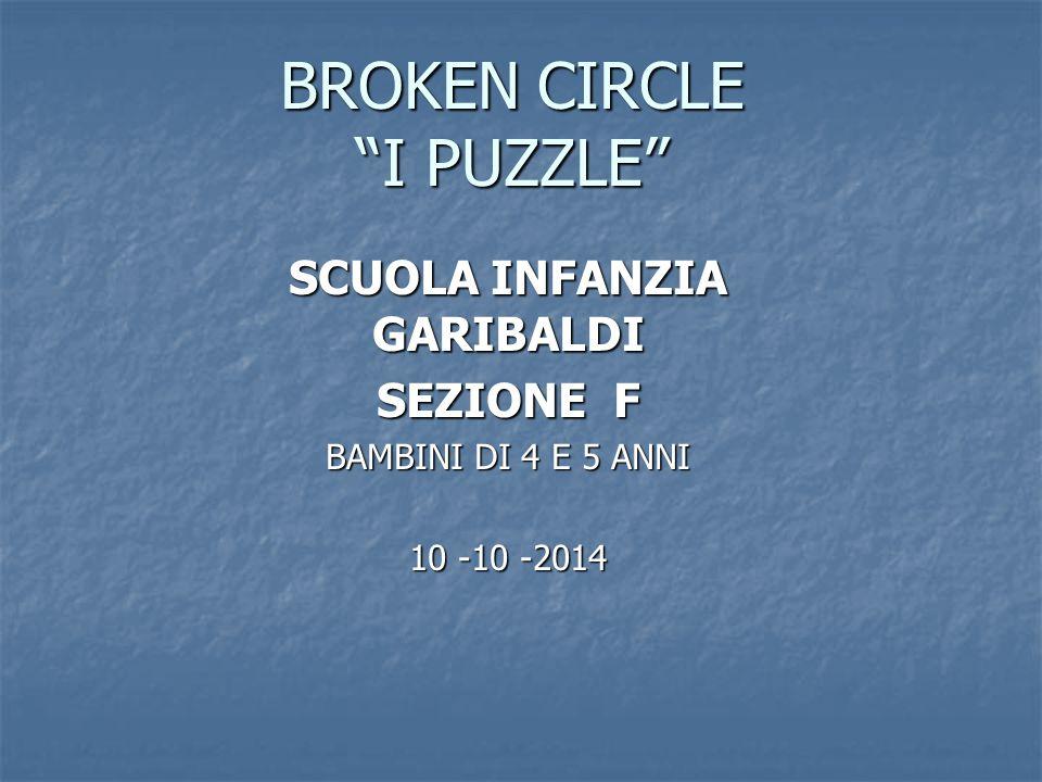 BROKEN CIRCLE I PUZZLE