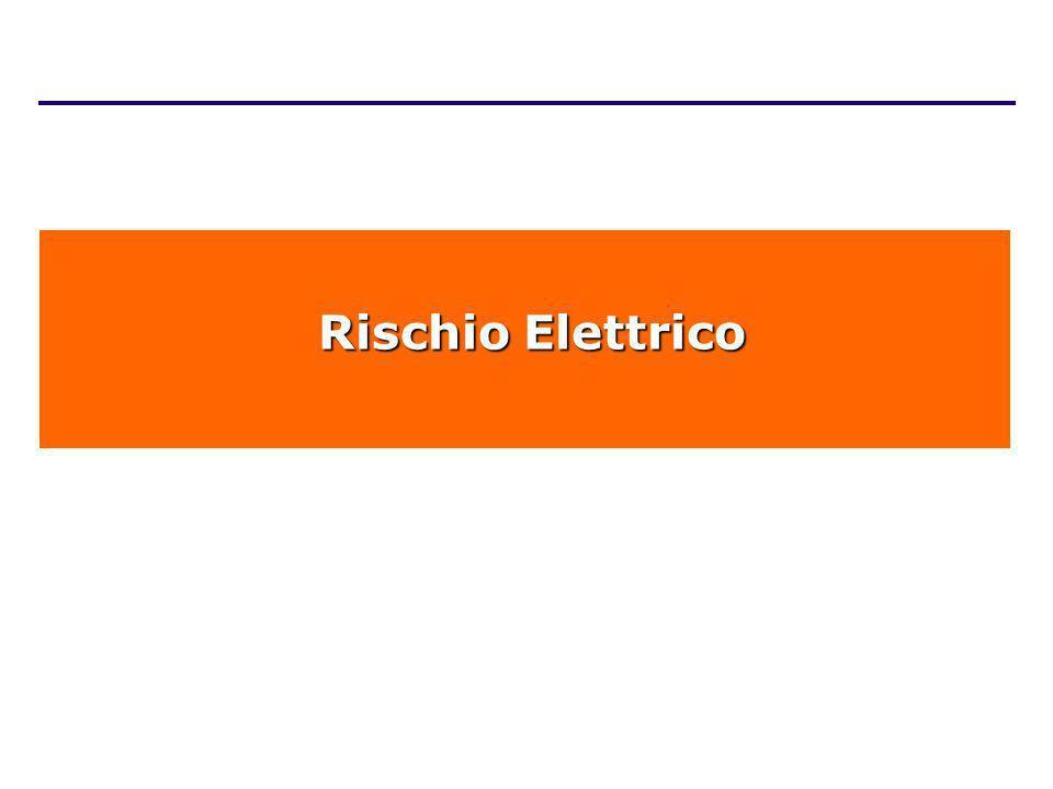Rischio Elettrico