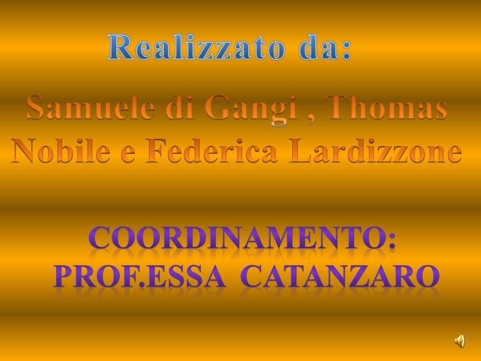 Samuele di Gangi , Thomas Nobile e Federica Lardizzone