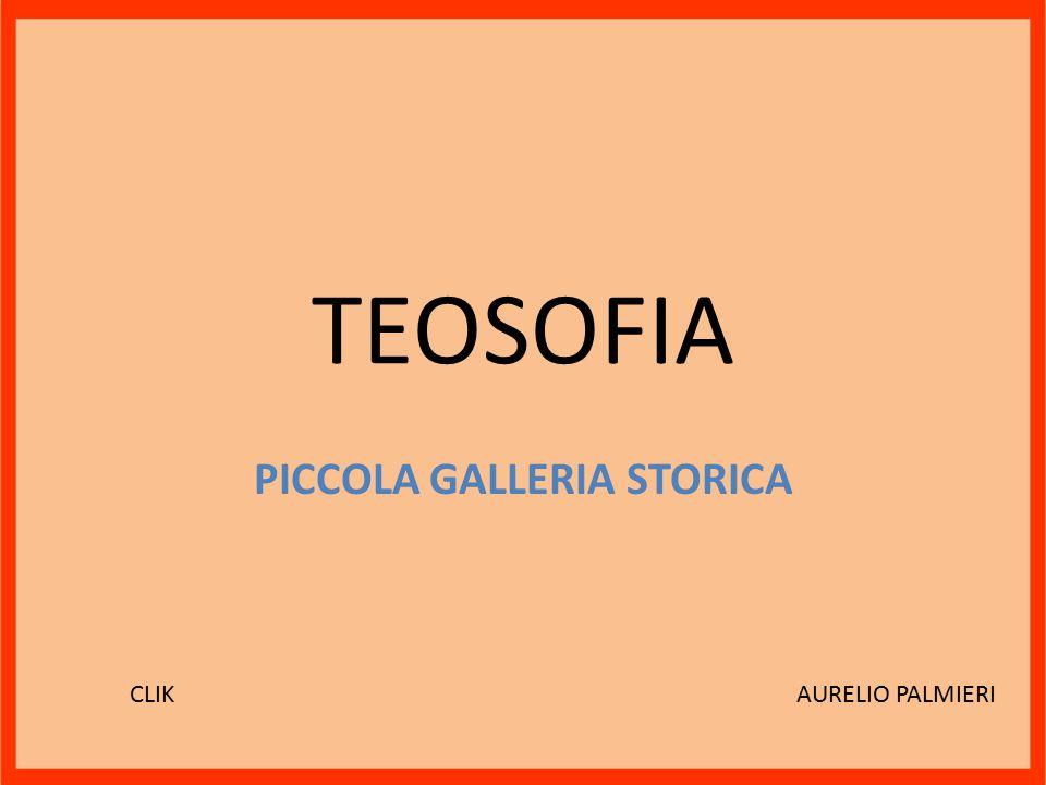 PICCOLA GALLERIA STORICA