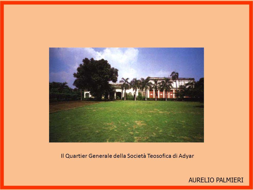 Il Quartier Generale della Società Teosofica di Adyar