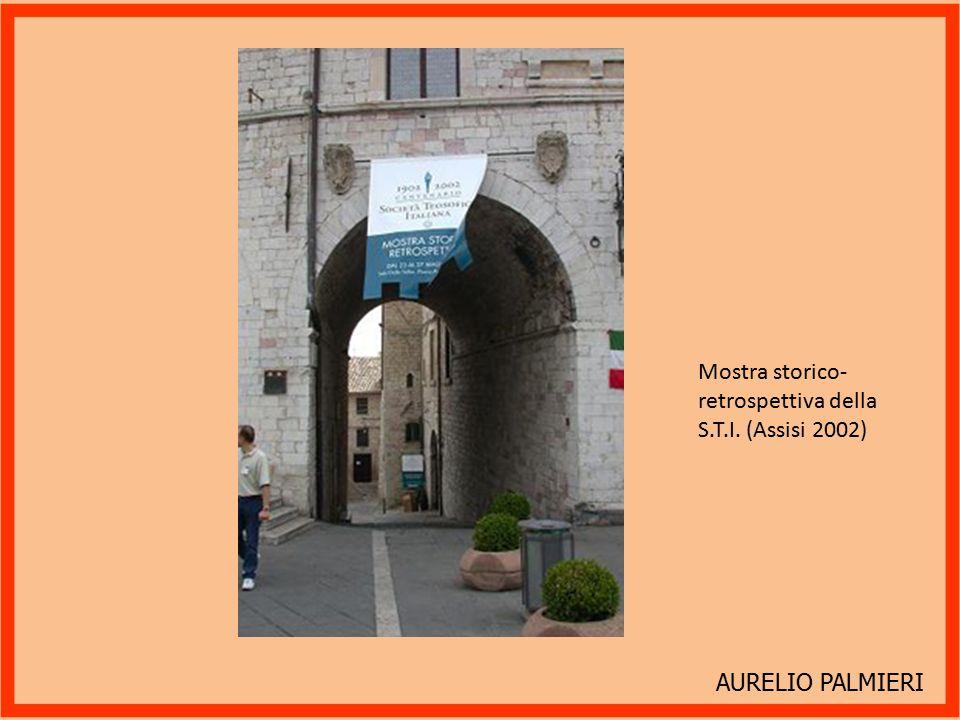 Mostra storico-retrospettiva della S.T.I. (Assisi 2002)