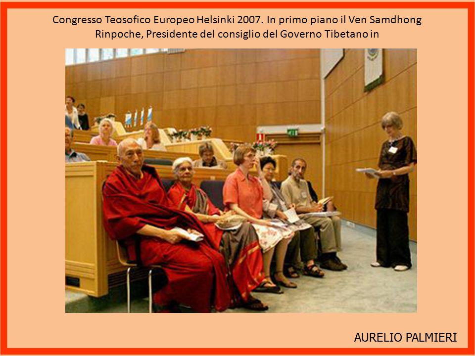 Congresso Teosofico Europeo Helsinki 2007