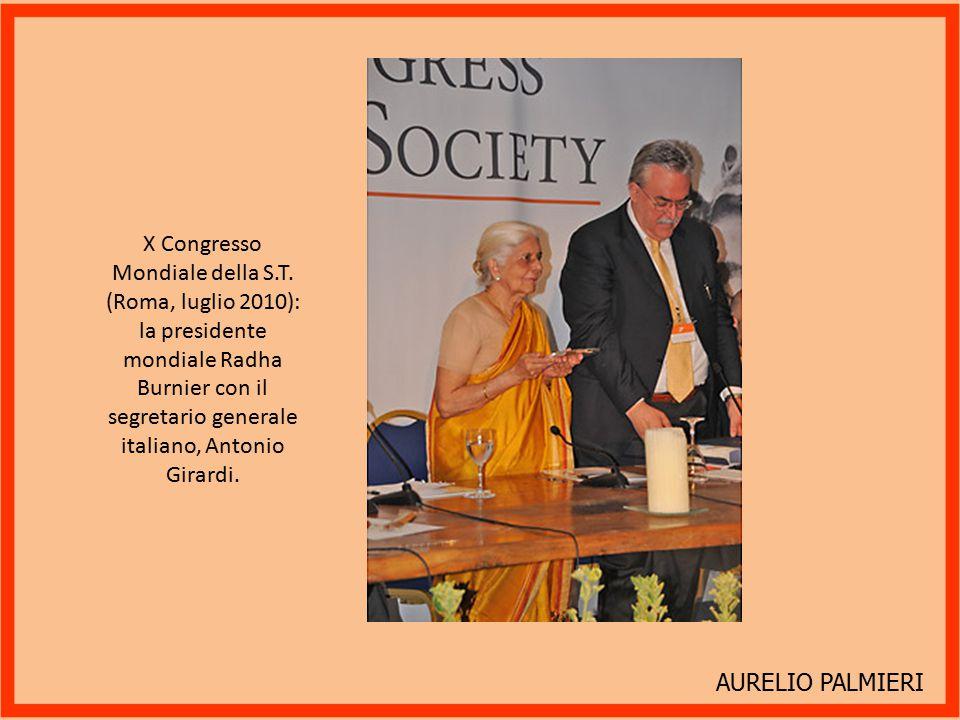 X Congresso Mondiale della S. T