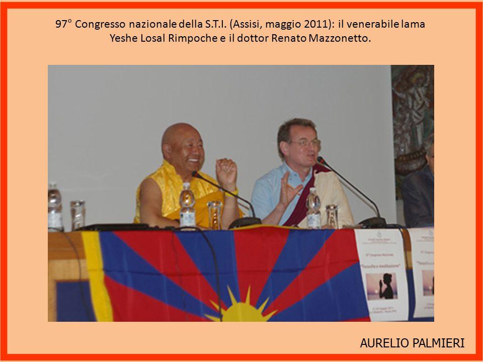 97° Congresso nazionale della S. T. I