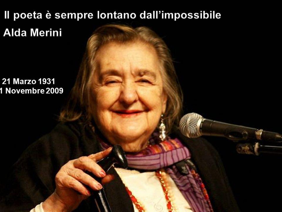Il poeta è sempre lontano dall'impossibile