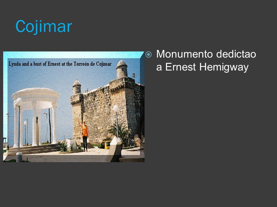 Cojimar Monumento dedictao a Ernest Hemigway