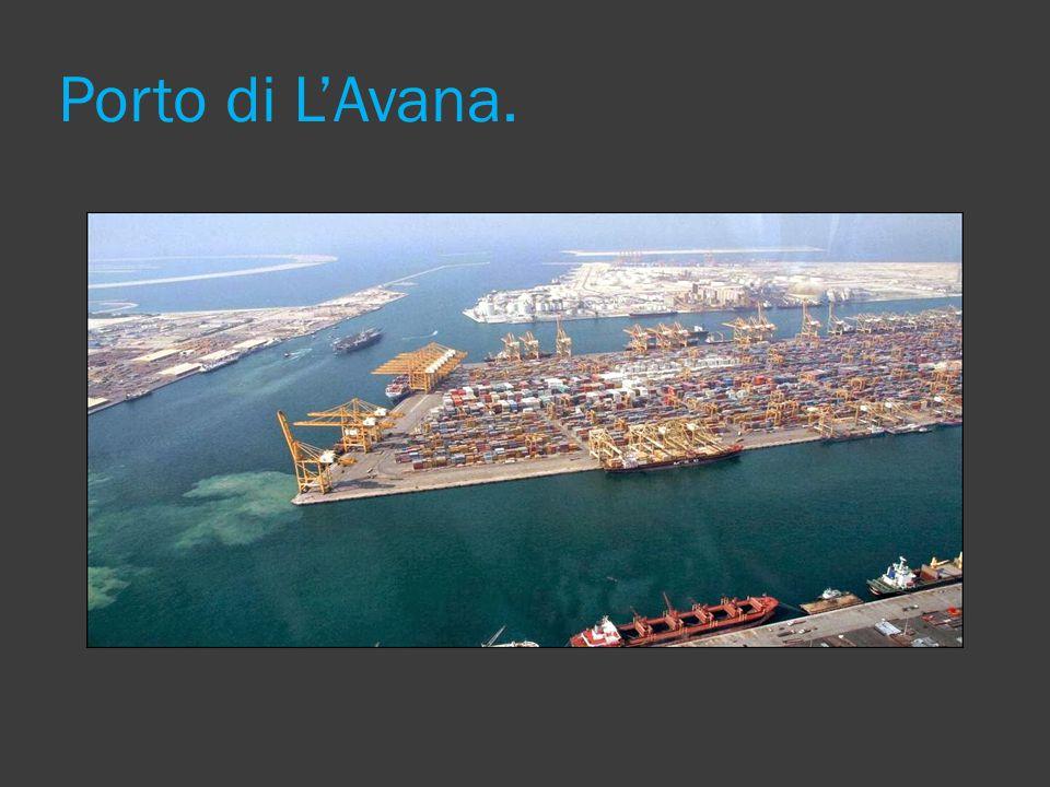 Porto di L'Avana.