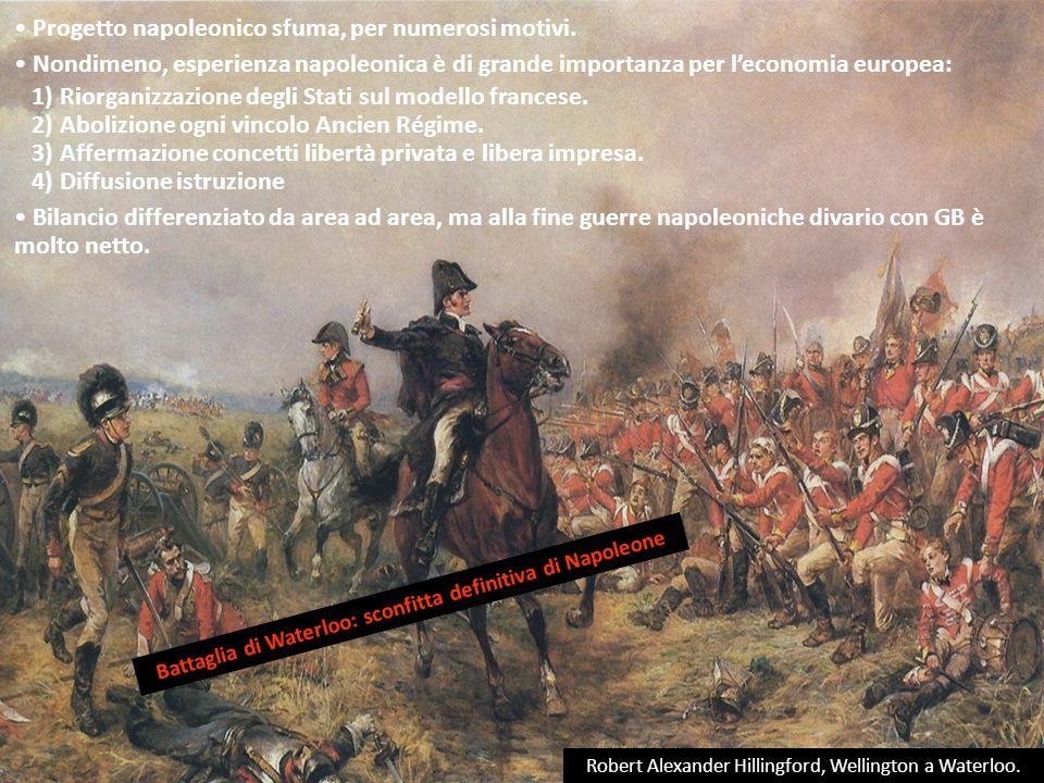 Battaglia di Waterloo: sconfitta definitiva di Napoleone