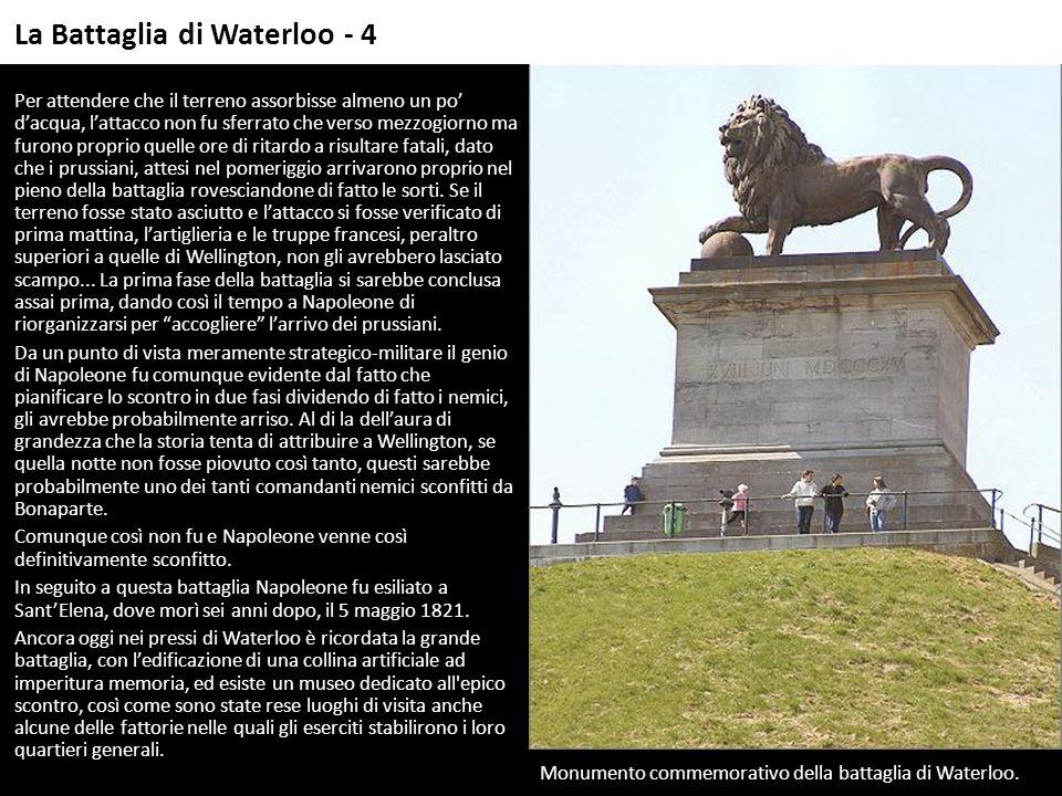 La Battaglia di Waterloo - 4