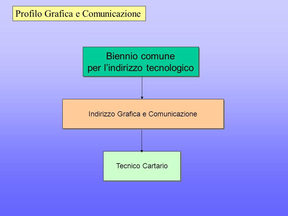Profilo Grafica e Comunicazione
