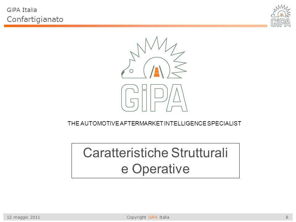 Caratteristiche Strutturali e Operative