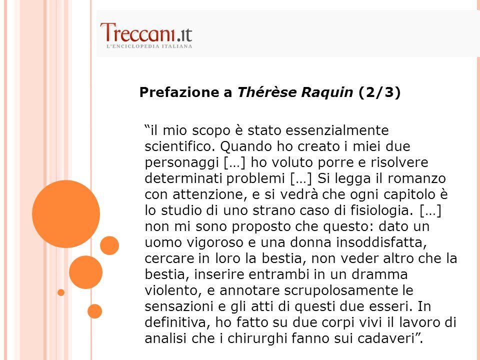 Prefazione a Thérèse Raquin (2/3)