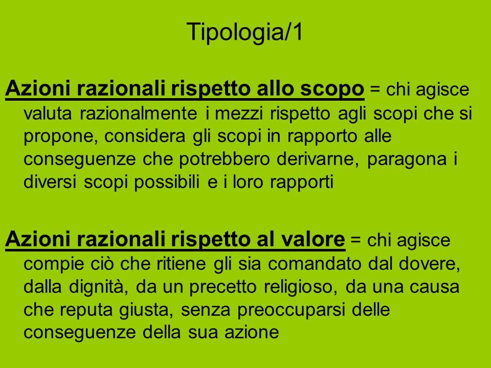Tipologia/1