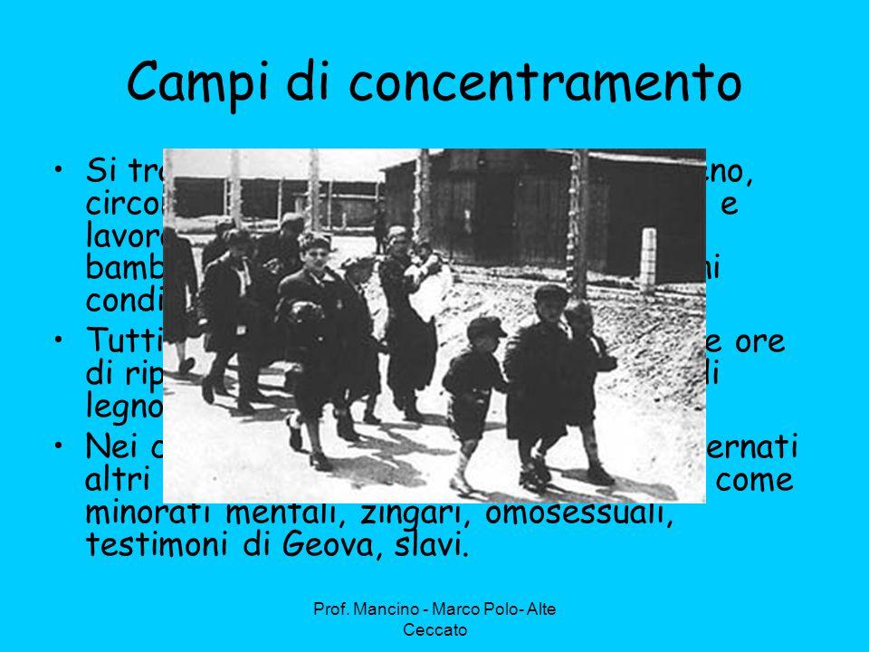 Campi di concentramento